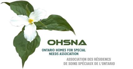 Ontario Homes for Special Needs Association