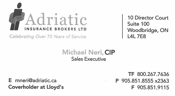 Adriatic Insurance Brokers